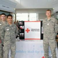 Star Bank shines on Red Cross Holiday Mail for Heroes
