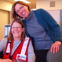 Staffing Red Cross Disaster Response