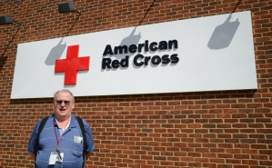 Dan Peitso has been an American Red Cross volunteer for 50 years.
