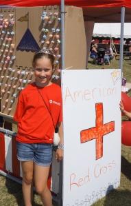 Aliyah Robran, age 9