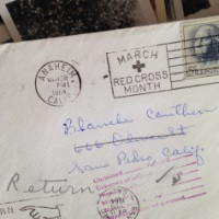 50-Year-Old Letter Brings Red Cross Reminder