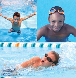 New survey shows only 56 percent of self-described swimmers know water competency skills.