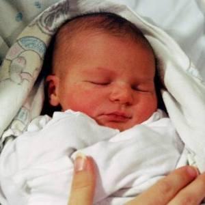 Jack's infant daughter.