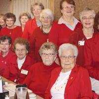 Gray Ladies celebrate 60th anniversary