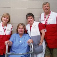 Red Cross for life after Katrina