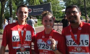Run for Blood 2015, Minneapolis, MN