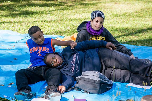 University of Minnesota humanitarian crisis simulation course (Photo credit: UMN)