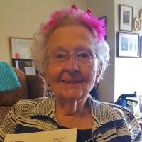Wishing Marian the happiest of birthdays