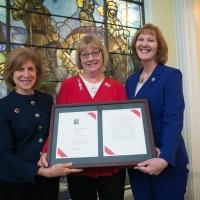National Red Cross award goes to Minnesota nurse