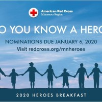 Now accepting nominations for 2020 HeroesAwards