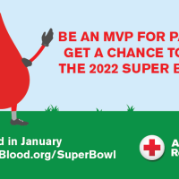 You could be an MVP for people who need lifesaving blood, platelets or convalescent plasma