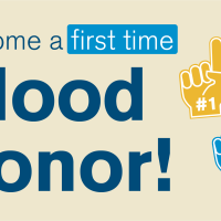 """First-Time Blood Donor : """"Each of us was going to save lives."""""""